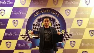 IMI AWARD World Class 2015 Hotel Borobudur Jakarta 17 Desember 2015